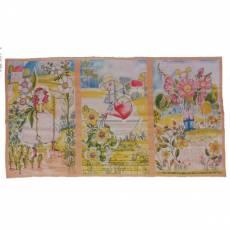 Patchworkstoff Panel *Garden Girls* Cori Dantini