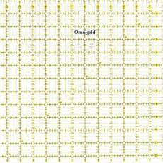 Lineal Ruler 12 1/2  Inch x 12 1/2 Inch Omnigrid OG R125