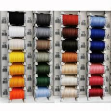 Gütermann creativ Cotton 30 Baumwolle 300 m Maschinenstickfaden Farbkarte1