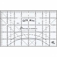 QCR Mini Runner 14 Inch x 35 Inch Ruler Lineal QCR21-0001