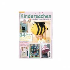 Sonderheft Patchwork & Nähen *Kindersachen selber machen* Nr.1 SPN-1.2021