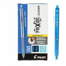 Markierstift Frixion Clicker Pen Turquoise Fine Point 0.7 mm türkis FXC-TRQFBC