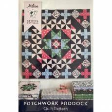 Nähanleitung *Patchwork Paddock* PDC5447