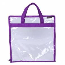 Block Carry Case Tragetasche lila purple CA371P