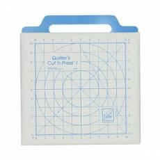 Quilter`s Cut`n Press Bügelbrett Schneidematte in Einem 11 x 11 Inch JT-720