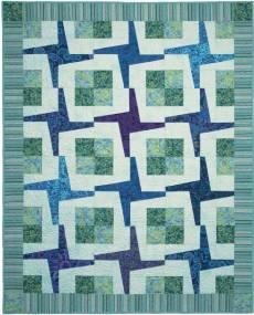Nähanleitung *Square Dance* by Cheryl Phillips von Cut Loose Press in Englisch CLPCHP001