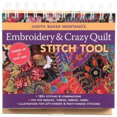 Judith Baker Montanos Embroidery & Crazy Quilt Stitch Tool B21-0001