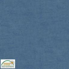 Patchworkstoff Baumwollstoff Beistoff *Melange* jeansblau blau SF 4509-605