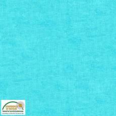 Patchworkstoff Baumwollstoff Beistoff *Melange* türkis SF 4509-700