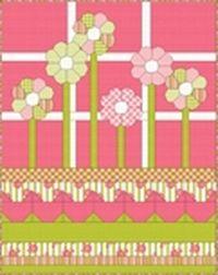 Kostenlose Nähanleitung für Quilt `In the Meadow` von Simon + Kabuki