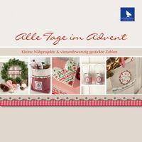 Buch `Alle Tage im Advent` Handarbeitsbuch