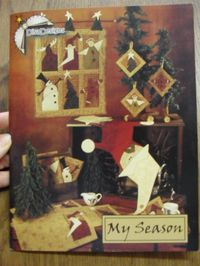 Patchwork Buch My Season Weihnachten Christmas