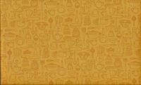 Patchworkstoff Stoff Quilt COOK Outline sunshine Küchengeräte
