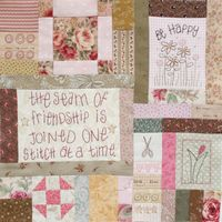 BOM Journey of a Quilter - Block 8 - Leanne Beasley