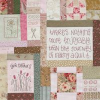 BOM Journey of a Quilter - Block 2 - Leanne Beasley