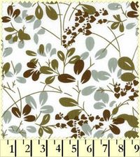 Patchworkstoff Quilt Dandelion Daydreams  Blätter Leaves