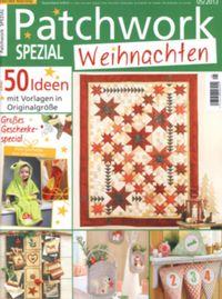 Patchwork Magazin Spezial 5/2013 Weihnachten