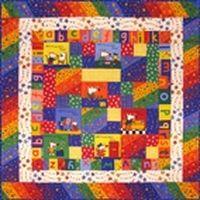 Kostenlose Nähanleitung Quilt `Maisy` von Gail Kessler