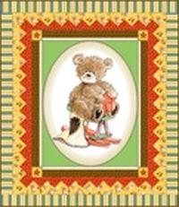 Kostenlose Nähanleitung für Quilt Popcorn Friends von Popcorn the Bear