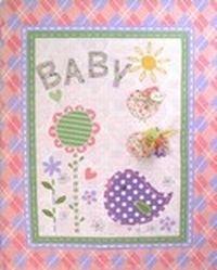 Kostenlose Nähanleitung Sweet Baby Blanket von Mickey Charleston