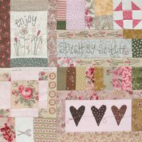 BOM Journey of a Quilter - Block 6 - Leanne Beasley