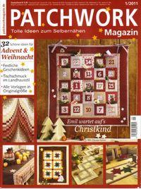 Patchwork Magazin 1/2011 Weihnachten