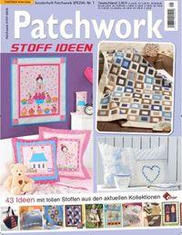 Patchwork Magazin Zeitschrift Sonderheft STOF