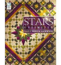 Quilt Zeitschrift Star Quilts