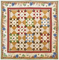 Kostenlose Nähanleitung Quilt Cattitudes by Carrie-Along-Quilts