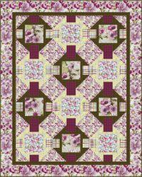 Kostenlose Nähanleitung; Charleston von Sue Harvey & Sandy Boobar; Fabri-Quilt
