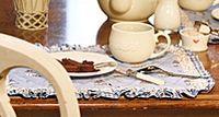 Kostenlose Nähanleitung Tischsets Platzdeckchen