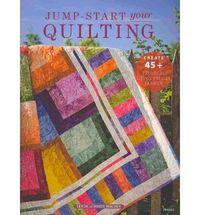 Quilt Zeitschrift Jump Start Quilting