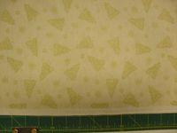 Patchworkstoff Stoff Quilt 738 Festive Fun Trees the Henley Studio Tannen auf beige 30x110cm