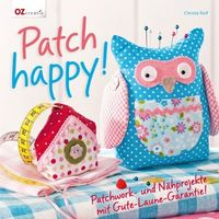 Buch `Patch Happy`
