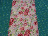 Patchworkstoff Stoff Quilt Roses tolle Rosen 30x110cm
