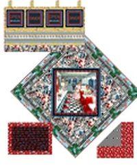 Kostenlose Nähanleitung für Quilt `Todays Special`