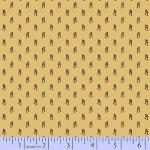 Patchworkstoff Musik - Marcus Fabrics Noten beige R33-1017-0112