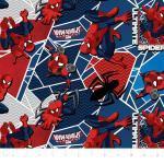 Patchworkstoff ultimate spiderman Camelot  MARVEL