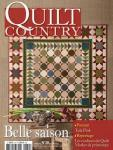 Patchwork Magazin Quilt Country 39 - Belle saison