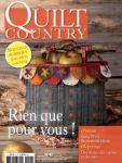 Patchwork Magazin Quilt Country 40 - Rien que pour vous !