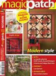 Patchwork Magazin Magic Patch 112 - Modern style Aug. 14