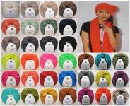 Essentials Big 50 g Wolle zum Stricken & Häkeln  6 Farben Auslaufprodukt