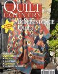 Patchwork Magazin Quilt Country 44 - Independence Quilt