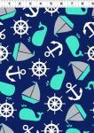 Patchworkstoff Nautical Treasure