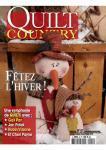 Patchwork Magazin Quilt Country 47 - Fètez l`hiver