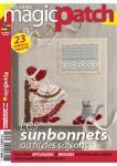 Patchwork Magazin Magic Patch HS No.99 - Les sunbonnets au fil des saisons