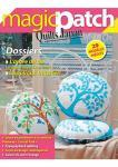 Patchwork Magazin Magic Patch Quilts Japan No.12 - Dossiers L`arbre de vie
