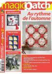 Patchwork Magazin Magic Patch 124 - Au rythme de l`automne