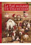 Buch Weihnachten *Le Noël enchanté de Filofollia*