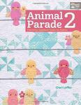 Buch Animal Parade 2 von Cheri Leffler mit wunderschönen Applikationen